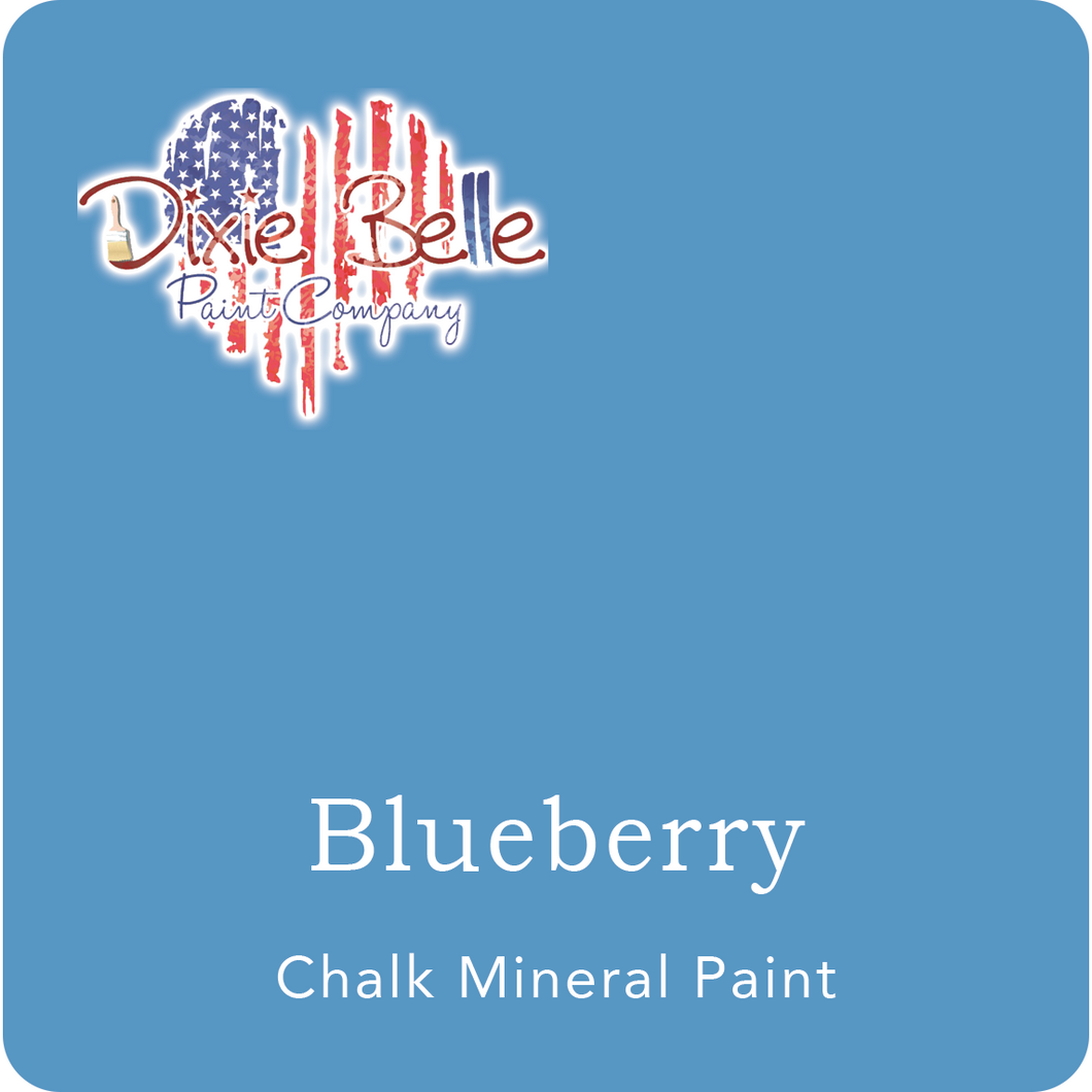 Blueberry Dixie Belle Chalk Mineral Paint - Chalk Mineral