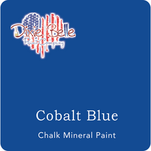 Load image into Gallery viewer, Cobalt Blue Dixie Belle Chalk Mineral Paint - Mineral Chalk