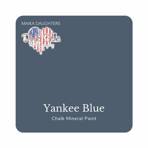 Chalk Mineral Paint | Yankee Blue