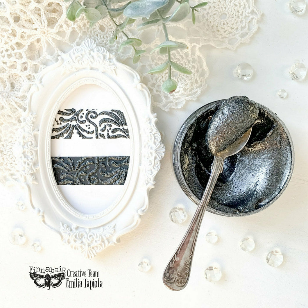 Art Extravagance | Jewel Paste | Sparkling Onyx