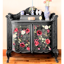 Load image into Gallery viewer, Furniture Decals - Midnight Floral 22 x 33 - Furniture