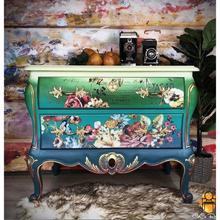 Load image into Gallery viewer, furniture decals, furniture transfers, redesign with prima, rub on transfers, rub on transfers for furniture