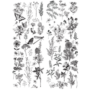 Furniture Decals - Spring Meadow Life 22 x 30 - Decor