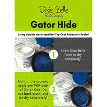 Load image into Gallery viewer, Gator Hide | Finish & Water Repellent - Waxes Glazes &
