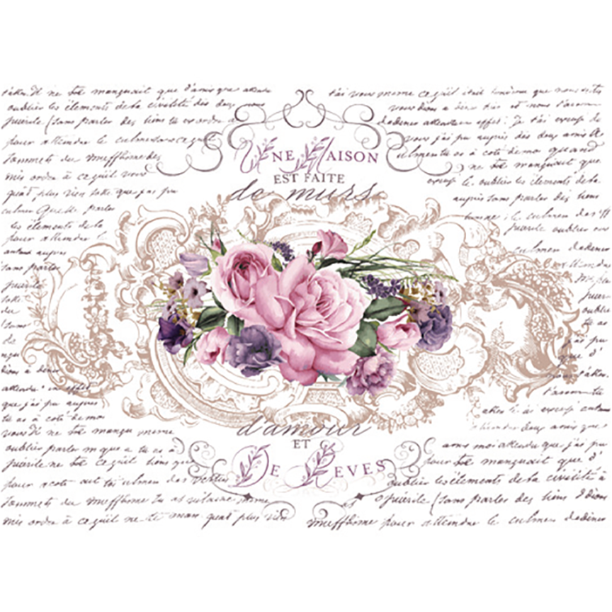 Decor Transfer® | Floral Poems