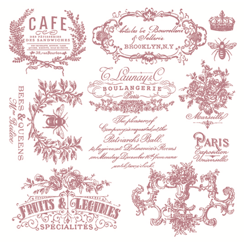 Clear Stamps | I See Paris (New!)