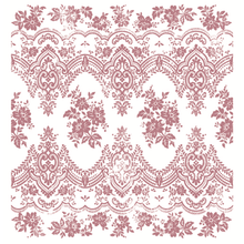 Load image into Gallery viewer, Clear Stamps | Floral Wallpaper (New!)