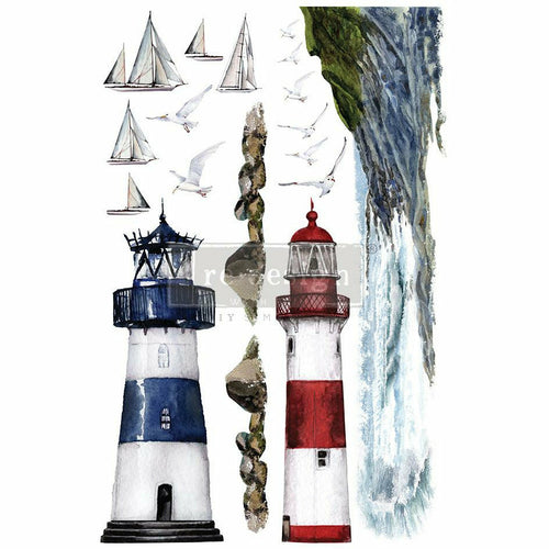 Decor Transfers® | Lighthouse (New!)