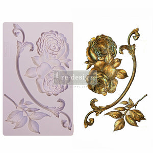 Decor Mould® | Victorian Rose (New!)