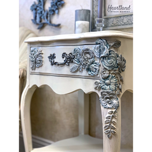 nightstand with drawer and in the garden molds by redesign with prima