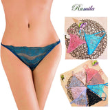7color Gift beautiful lace leaves Women's Sexy lingerie Thongs G-string Underwear Panties Briefs Ladies T-back 1pcs/Lot SF9606
