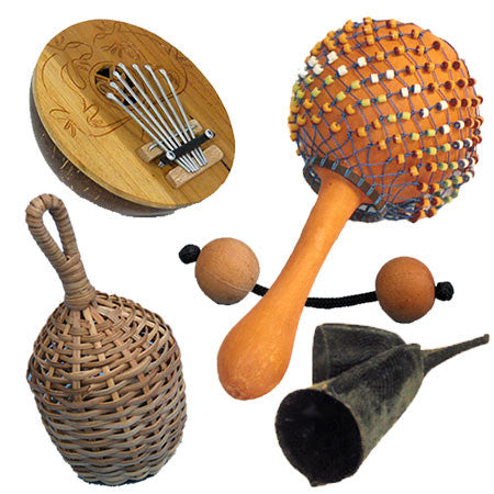 Small African Percussion
