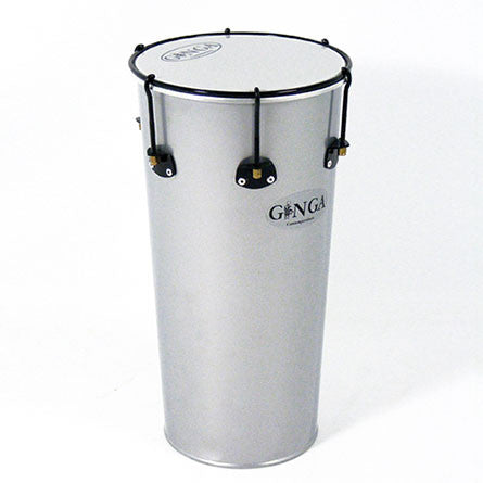 "Contemporânea Timbal 10"" x 50cm Metal Ginga"