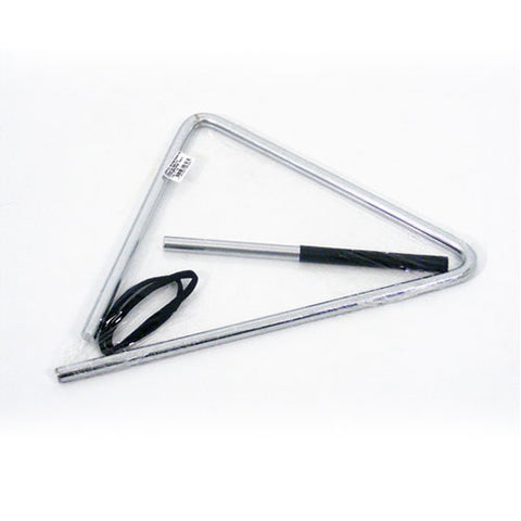 Triangle Chromed Steel