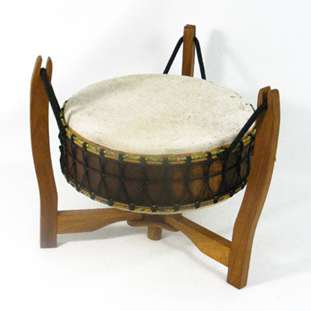Pow Pow Drum on Stand - Large