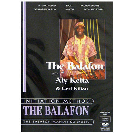 The Balaphon DVD & Booklet