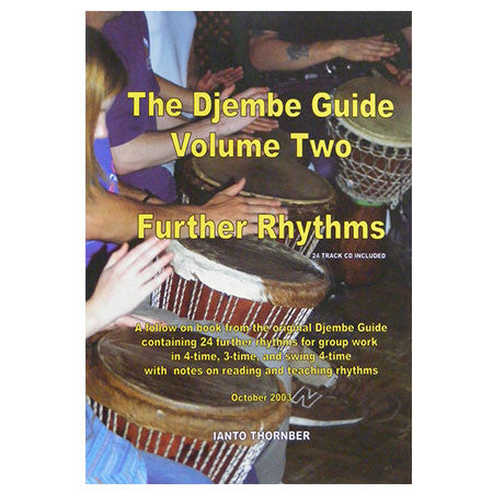 The Djembe Guide 2 - Thornber