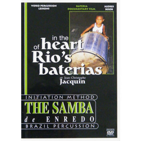 The Samba Method DVD