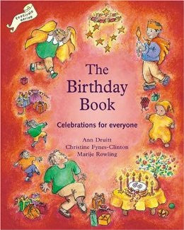 The Birthday book - Celebrations for everyone.