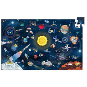Djeco Observation Puzzle - Space - 200pcs
