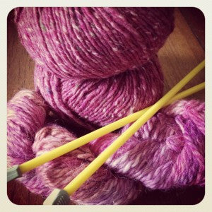 Beginning Knitting, Learn to Knit
