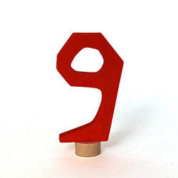 Birthday Ring numbers 9