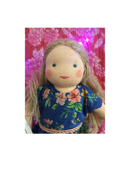 Handmade Doll - small