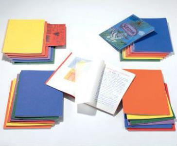 Main Lesson books