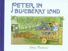 Peter in Blueberry Land - Elsa Beskow