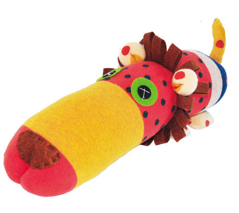 sock animal do-it-yourself kit