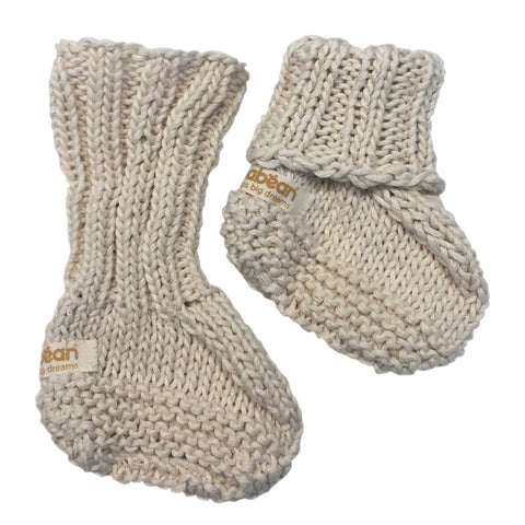 cloud hopping baby eco-booties