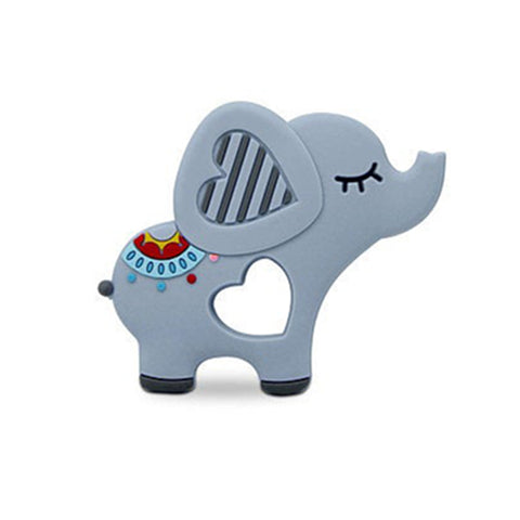 baby elephant teether