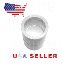 "Load image into Gallery viewer, 1/2"" Socket PVC Coupling Sched 40 LASCO 429-005BC  glue slip fit 22FJ48 40142315"