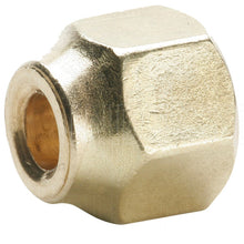 "Load image into Gallery viewer, (1) 5/8"" Flare Brass Short Forged Nut  PARKER 14FSX-10 2P158 45 Degree Fitting"
