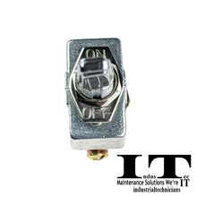 Load image into Gallery viewer, IndusTec 50A 12V DC - Automotive Toggle Switch SPST On-Off Marine High Current