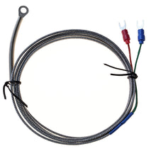 Load image into Gallery viewer, 10 pieces 9x6mm Probe Ring K Type Thermocouple Temperature Sensor 1 M Washer Loop