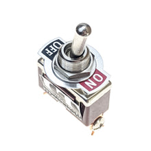 Load image into Gallery viewer, IndusTec Heavy Duty 20 - AMP SPST 2 screw Toggle Switch MAINTAINED 2 Pos 12V