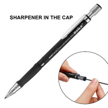 Load image into Gallery viewer, 5  2.0mm Lead Holder Mechanical - Drafting Clutch Pencil crafts Carpenter 2mm