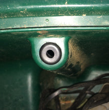 Load image into Gallery viewer, Polaris Ranger Glove Box Door Grommet my design This works well on my 2008 6x6
