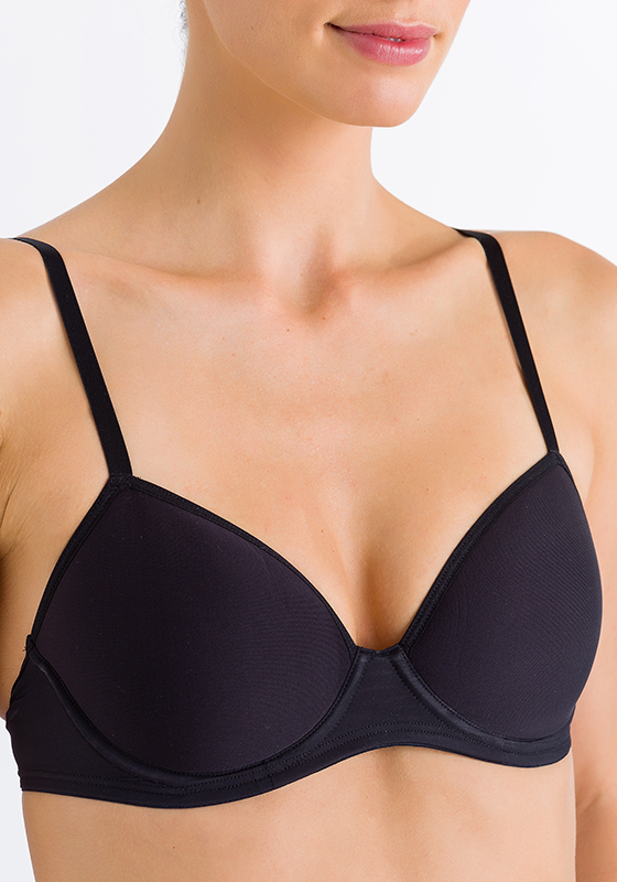 Smooth Illusion - Underwired T-Shirt Bra - HANRO