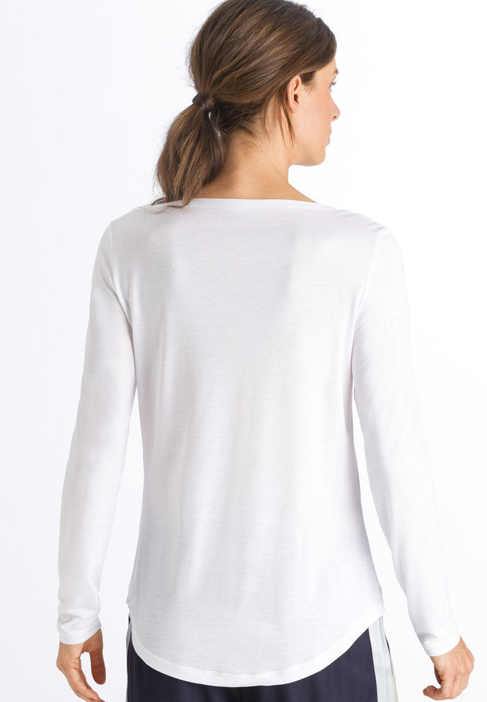 Balance - Long Sleeved Top - HANRO