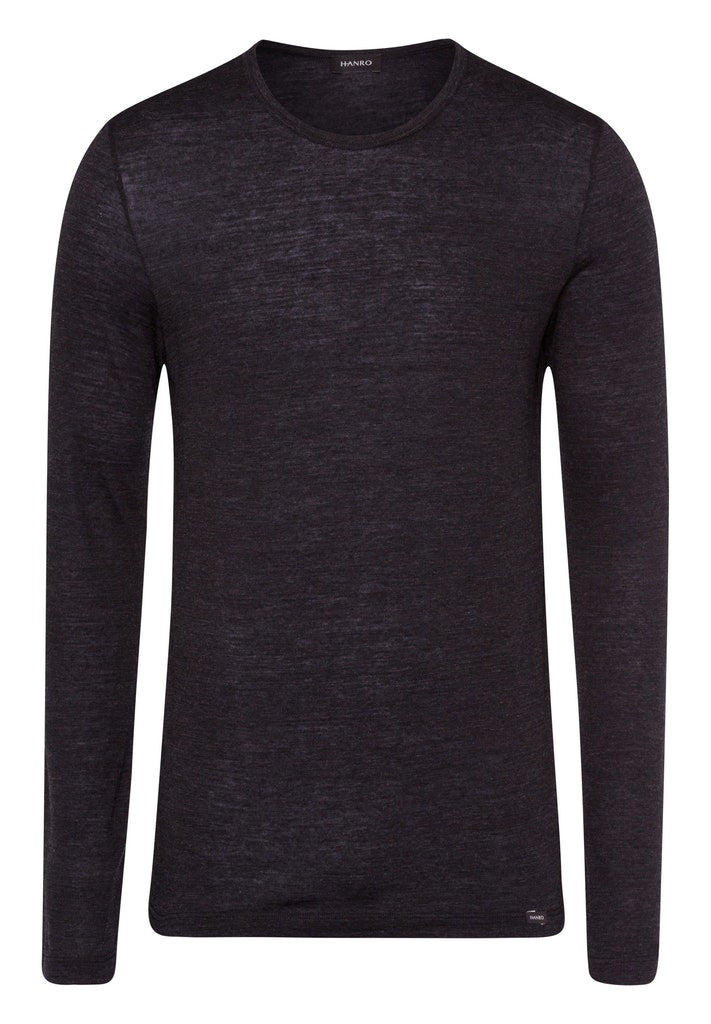 Light Merino - Long Sleeved Top - HANRO