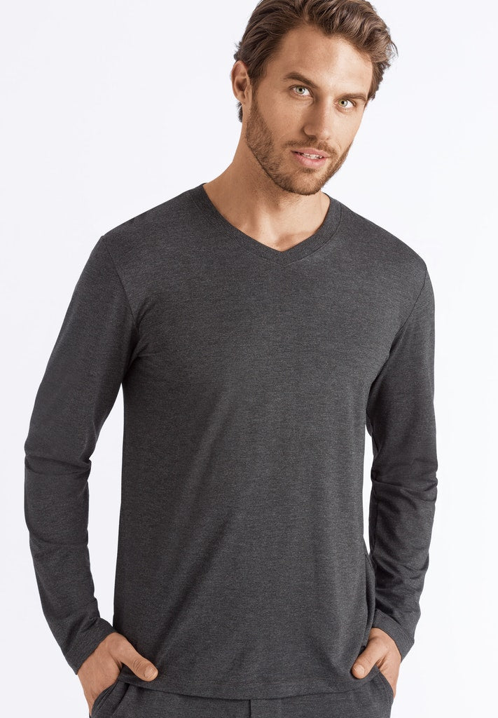 Casuals - Long Sleeved Top - HANRO