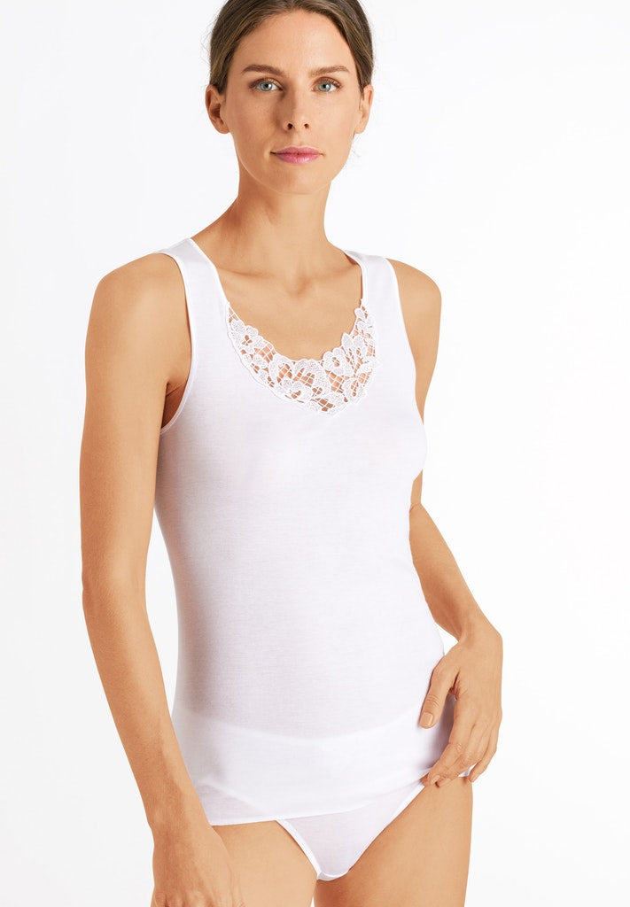 Najuma - Cotton Sleeveless Top - HANRO