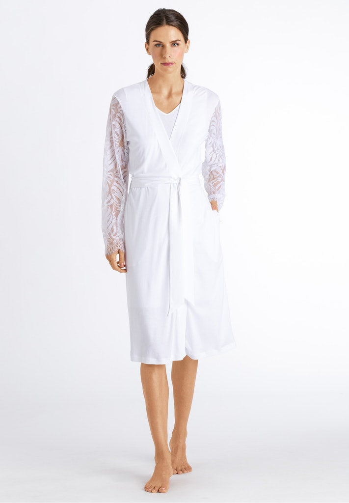 Makena - Sea Island Cotton Robe - HANRO