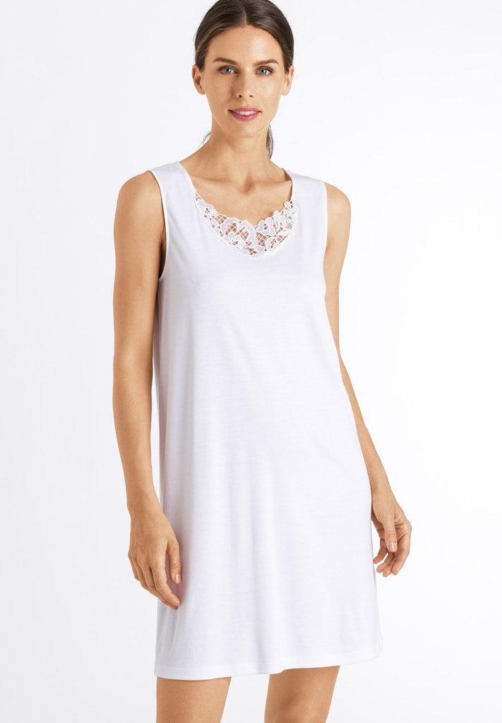 Najuma - Cotton Sleeveless Nightdress - HANRO