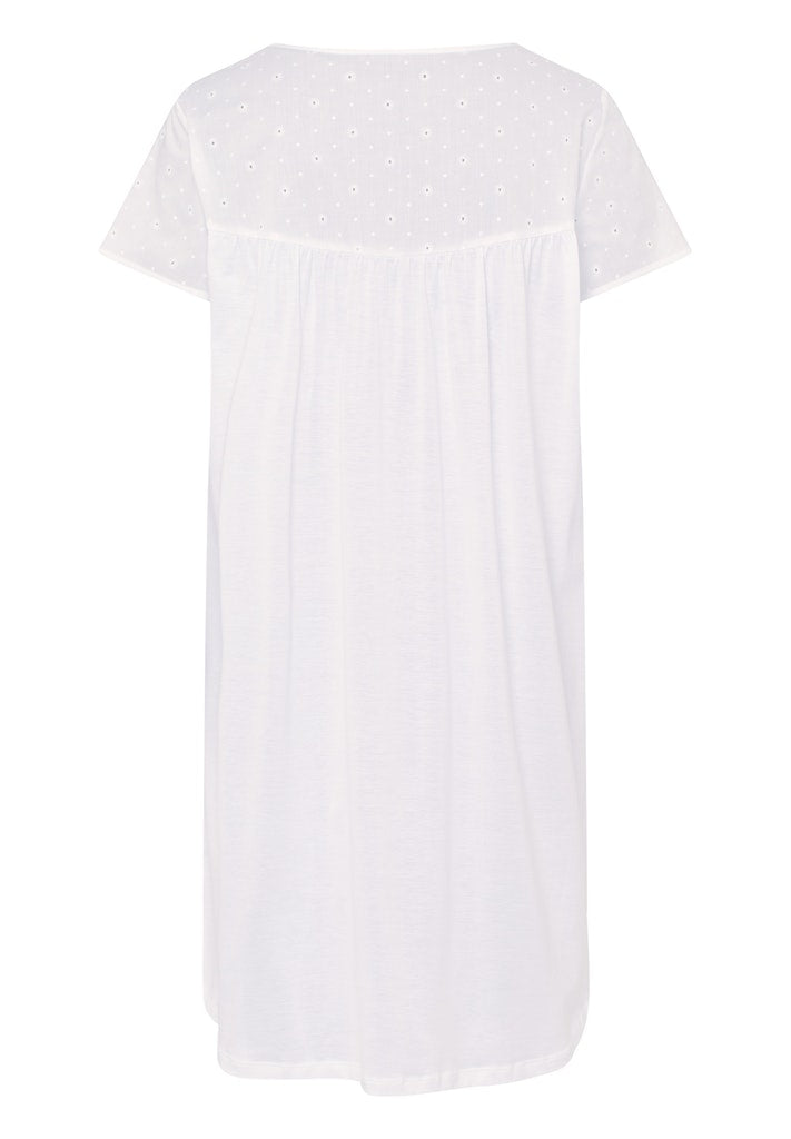 Kiah - Short Sleeved Nightdress - HANRO