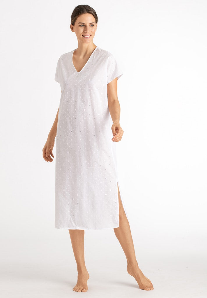 Kiah - Short Sleeved Nightdress
