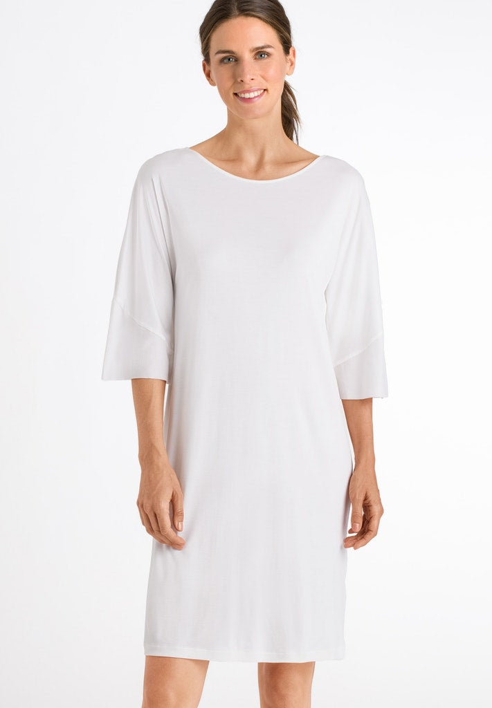 Alika - Short Sleeved Nightdress - HANRO