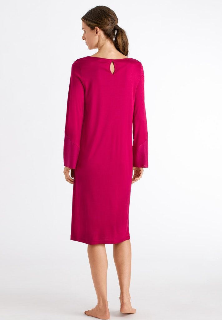 Alika - Long Sleeved Nightdress - HANRO